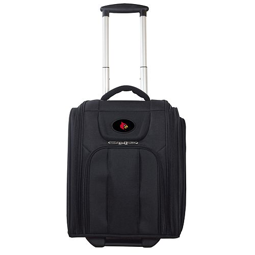 Louisville Cardinals Wheeled Briefcase Luggage