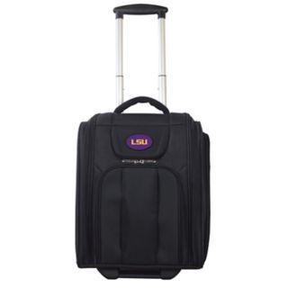 LSU Tigers Wheeled Briefcase Luggage