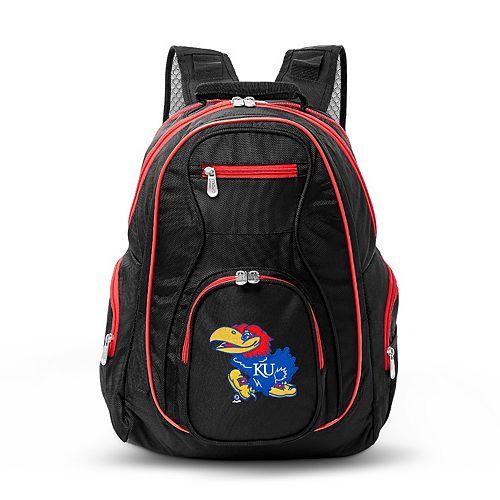 Kansas Jayhawks Laptop Backpack