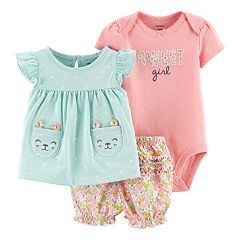 d180afcf412 Baby Girl Carter s Sweet Girl Top