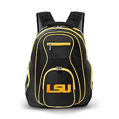 LSU Tigers Laptop Backpack