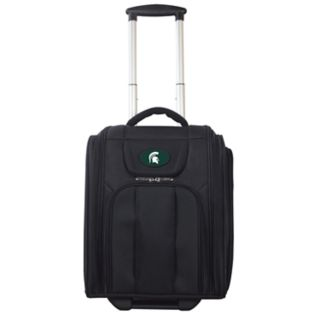 Michigan State Spartans Wheeled Briefcase Luggage