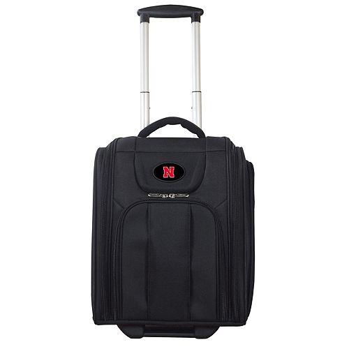 Nebraska Cornhuskers Wheeled Briefcase Luggage