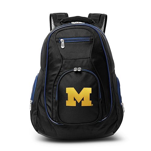 Michigan Wolverines Laptop Backpack