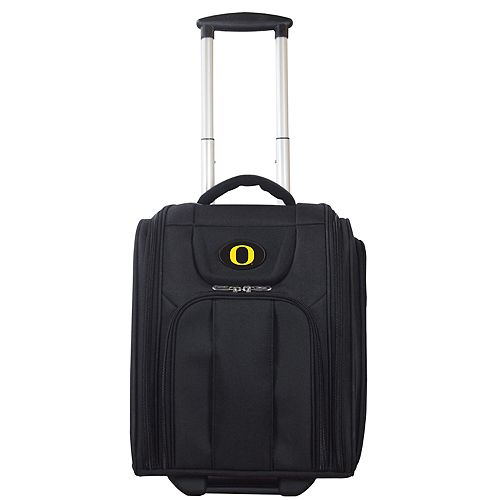 Oregon Ducks Wheeled Briefcase Luggage
