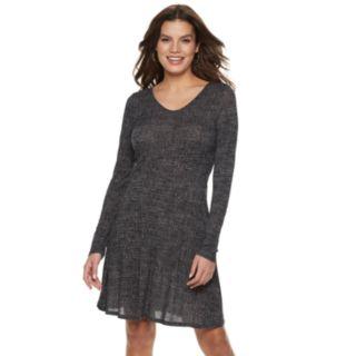 Women's Apt. 9® Scoopneck Fit & Flare Dress