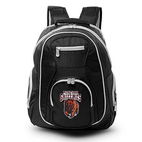 Montana Grizzlies Laptop Backpack