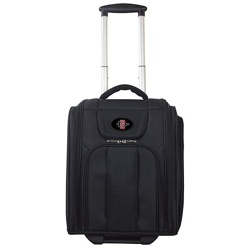San Diego State Aztecs Wheeled Briefcase Luggage