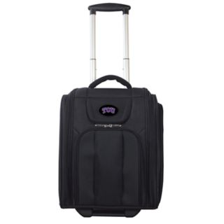 TCU Horned Frogs Wheeled Briefcase Luggage