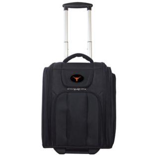 Texas Longhorns Wheeled Briefcase Luggage