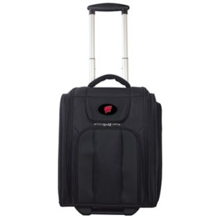 Wisconsin Badgers Wheeled Briefcase Luggage