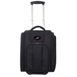 Atlanta Braves Wheeled Briefcase Luggage