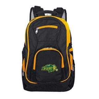 North Dakota State Bison Laptop Backpack