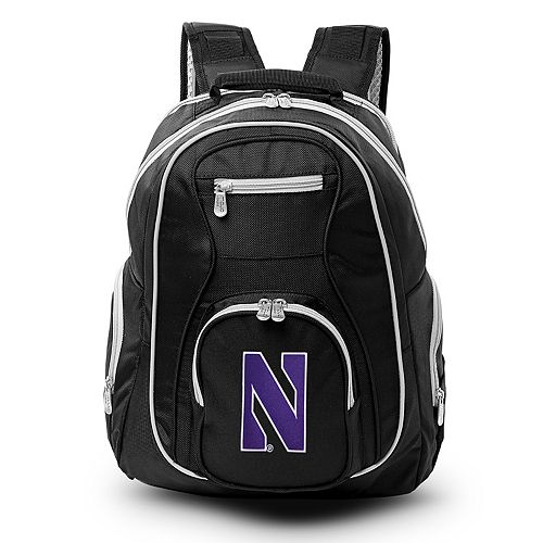 Northwestern Wildcats Laptop Backpack