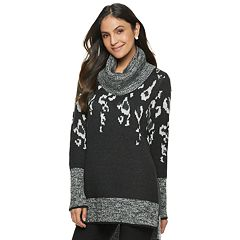 Women's Apt. 9® Printed High-Low Tunic