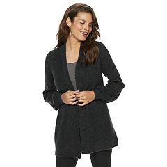 Women's Apt. 9® Soft Balloon Sleeve Cardigan