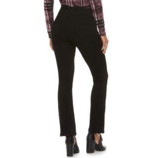 Petite Apt. 9® Tummy Control Midrise Bootcut Jeans