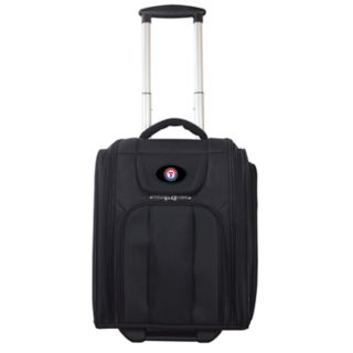 Texas Rangers Wheeled Briefcase Luggage