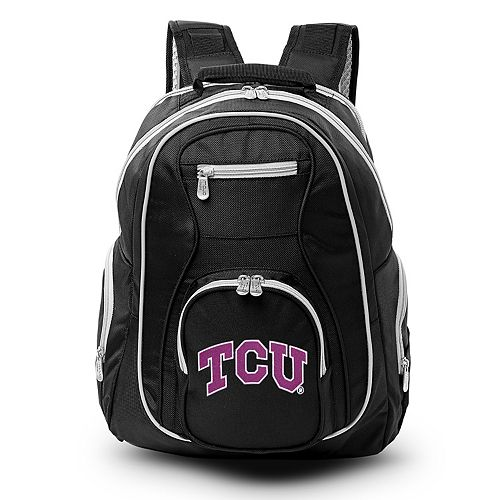 TCU Horned Frogs Laptop Backpack