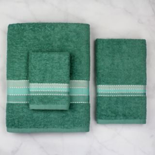 1888 Mills 6-piece Weft Stripe Bath Towel Set