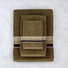 1888 Mills 6-piece Weft Stripe Bath Towel Set
