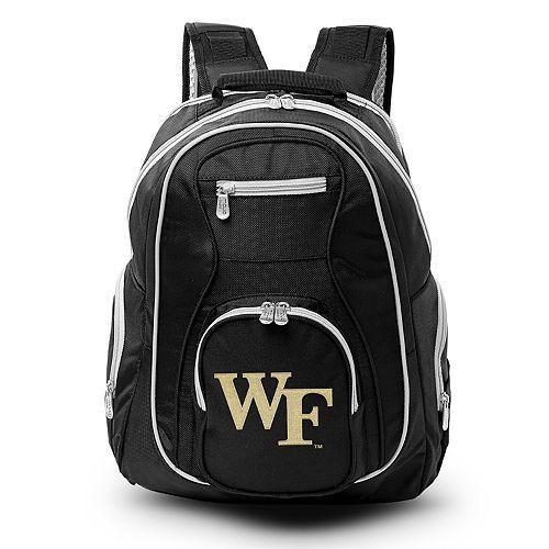 Wake Forest Demon Deacons Laptop Backpack