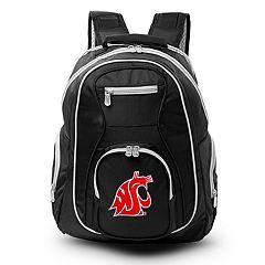 Washington State Cougars Laptop Backpack