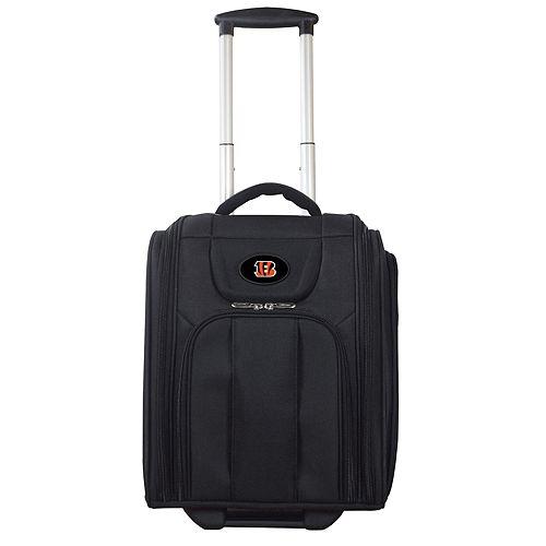 Cincinnati Bengals Wheeled Briefcase Luggage
