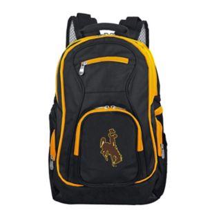 Wyoming Cowboys Laptop Backpack