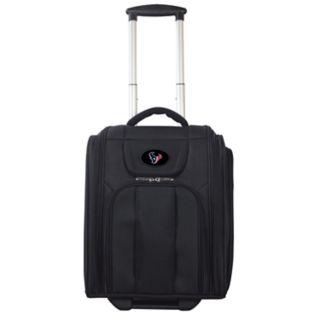 Houston Texans Wheeled Briefcase Luggage