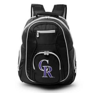 Colorado Rockies Laptop Backpack