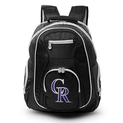 Colorado Rockies Laptop Backpack