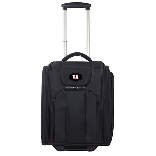 New York Giants Wheeled Briefcase Luggage