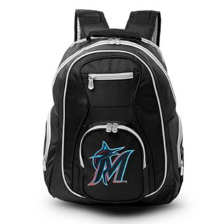 Miami Marlins Laptop Backpack