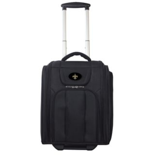 New Orleans Saints Wheeled Briefcase Luggage