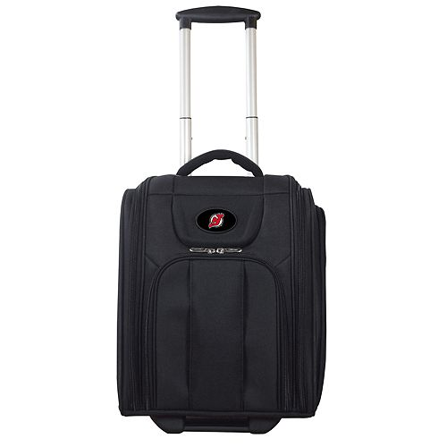 New Jersey Devils Wheeled Briefcase Luggage