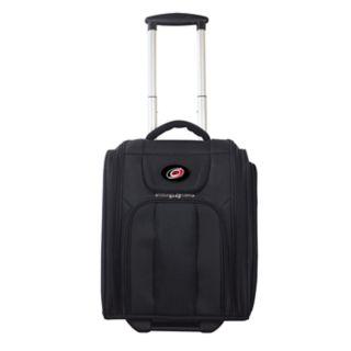 Carolina Hurricanes Wheeled Briefcase Luggage