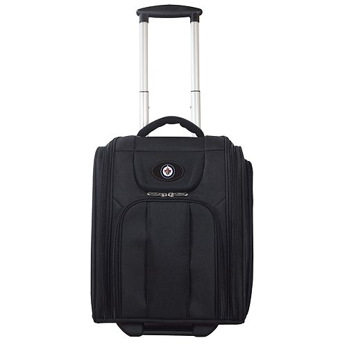 Winnipeg Jets Wheeled Briefcase Luggage