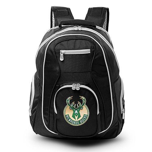 Milwaukee Bucks Laptop Backpack