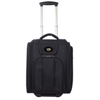 Nashville Predators Wheeled Briefcase Luggage