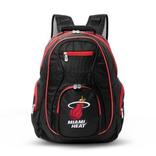 Miami Heat Laptop Backpack