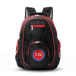 Detroit Pistons Laptop Backpack