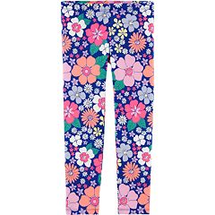 Toddler Girl OshKosh B'gosh® Floral Leggings