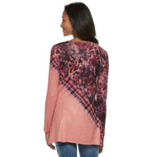 Women's World Unity Tie-Dye Tunic