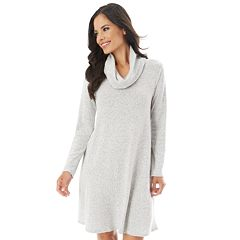 Women's Apt. 9® Cowlneck Swing Dress