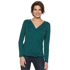 Women's Apt. 9® Surplice Top