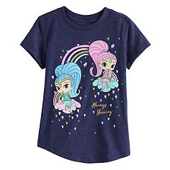 Girls 4-10 Jumping Beans® Shimmer & Shine 'Always Shining' Tee
