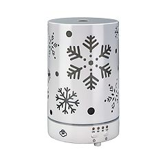 Serene House Snowflake Ultrasonic Essential Oils Diffuser