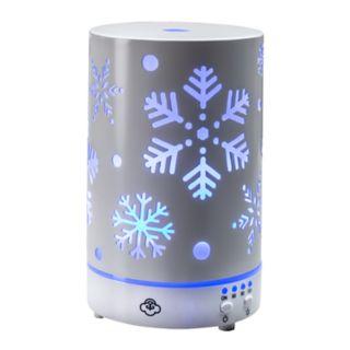 Serene House Snowflake Ultrasonic Essential Oils Diffuser