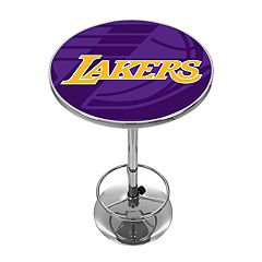 Los Angeles Lakers Chrome Pub Table
